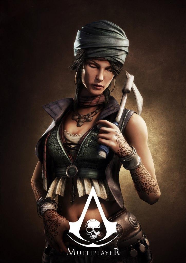 видео с игры assassins creed rogue