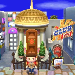 3ds les lieux d bloquer the animal crossing - Animal crossing new leaf salon de detente ...