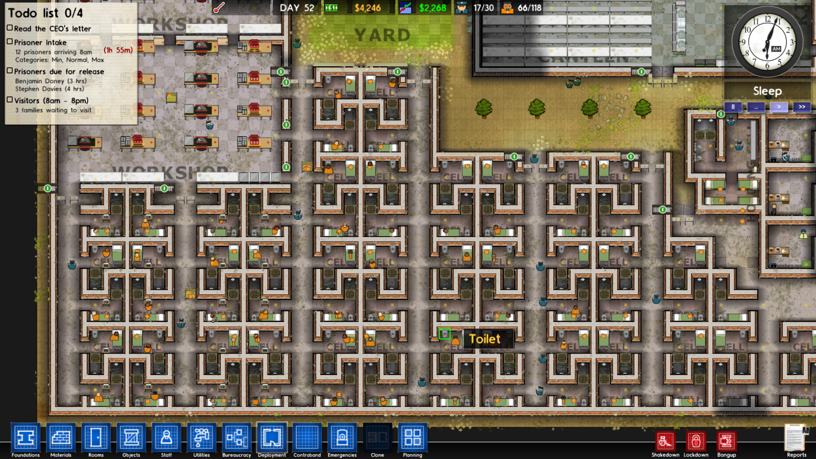 Prison architect driverlayer search engine for Jail architect