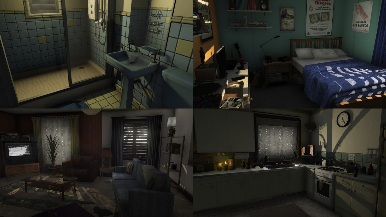 Officiel appartements gtao sur le forum grand theft auto for Interieur online