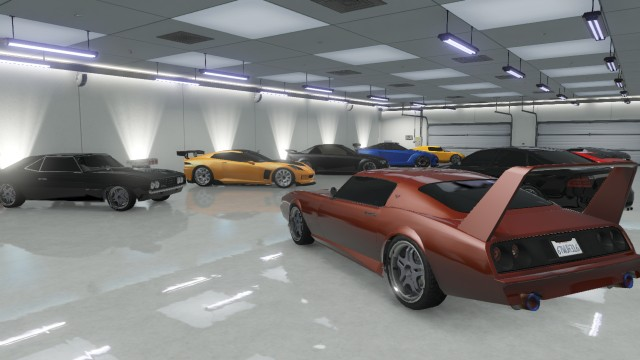 gtao garage fast and furious sur le forum grand theft auto v 29 10 2013 18 28 41. Black Bedroom Furniture Sets. Home Design Ideas
