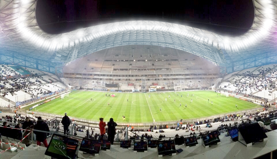 Marseille stade v lodrome ligue 1 page 2906 for Porte 7 stade velodrome