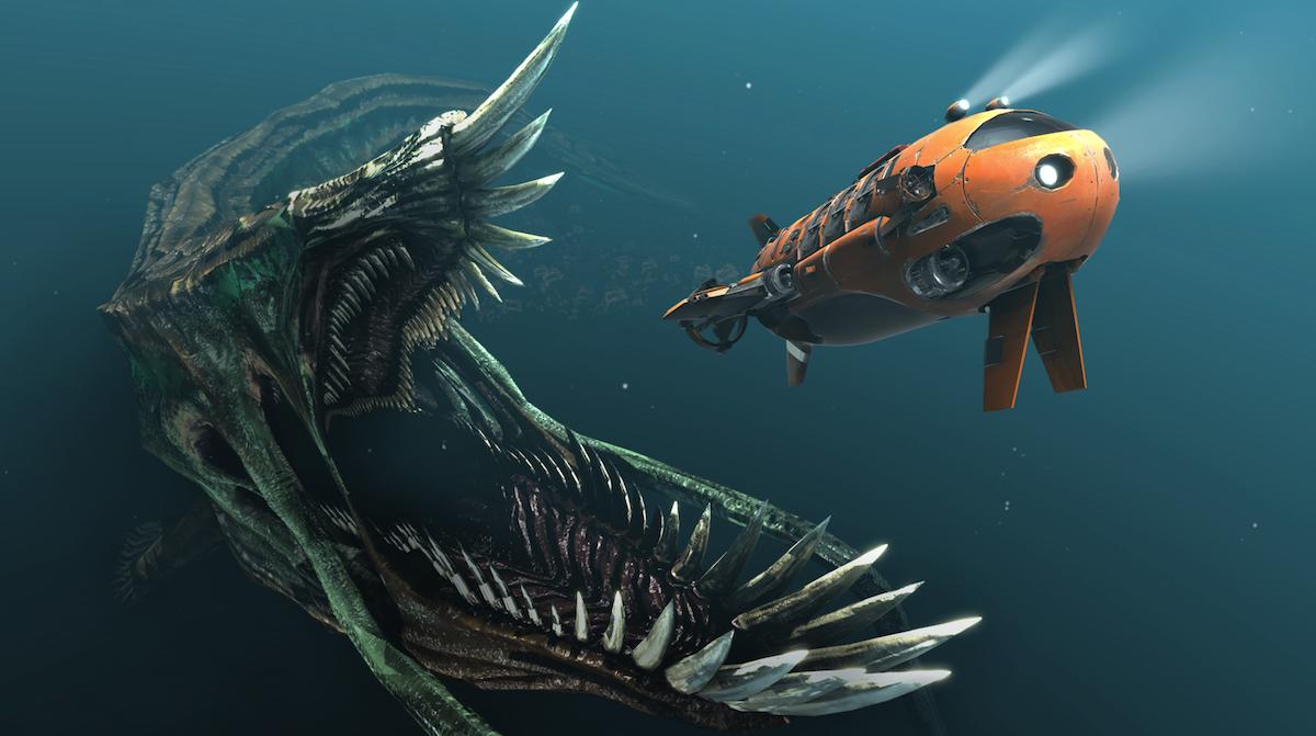 Célèbre L'arctique cache un monstre marin sur le forum Blabla 18-25 ans  RH57