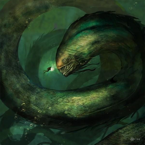 Super L'arctique cache un monstre marin sur le forum Blabla 18-25 ans  UY17