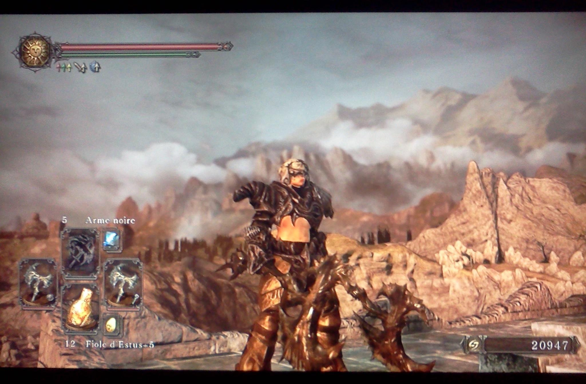 Dark Souls Build Foi