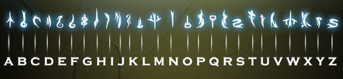 Alphabets amaknéen (de l'an 397 à l'an 988), draconique et brâkmarien 1398599307-draconique