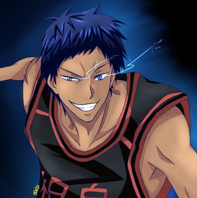 kuroko no basket aomine zone