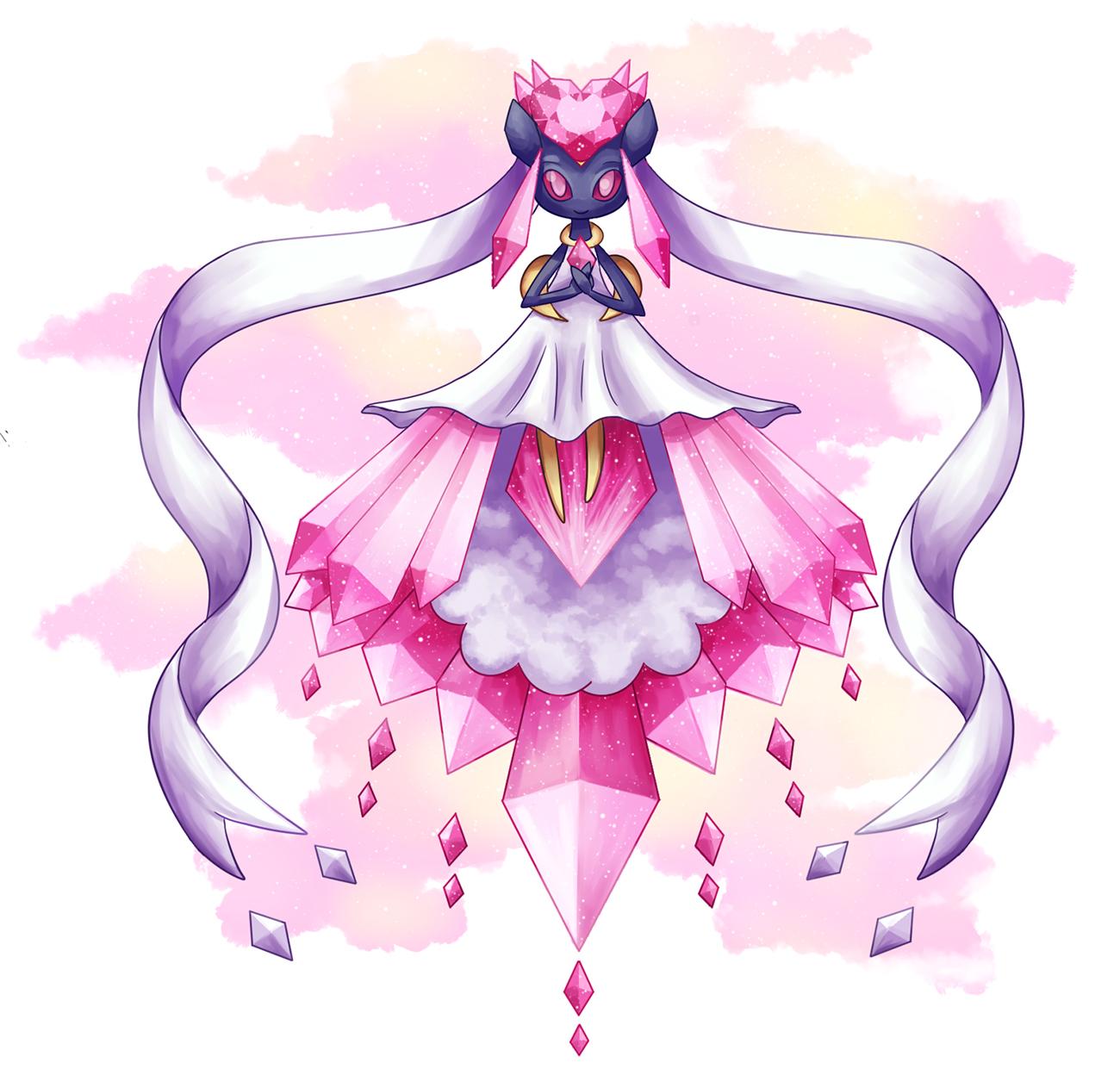 Tout sur diancie sur le forum pok mon rubis om ga saphir alpha 15 06 2014 17 39 55 - Pokemon saphir pokemon legendaire ...