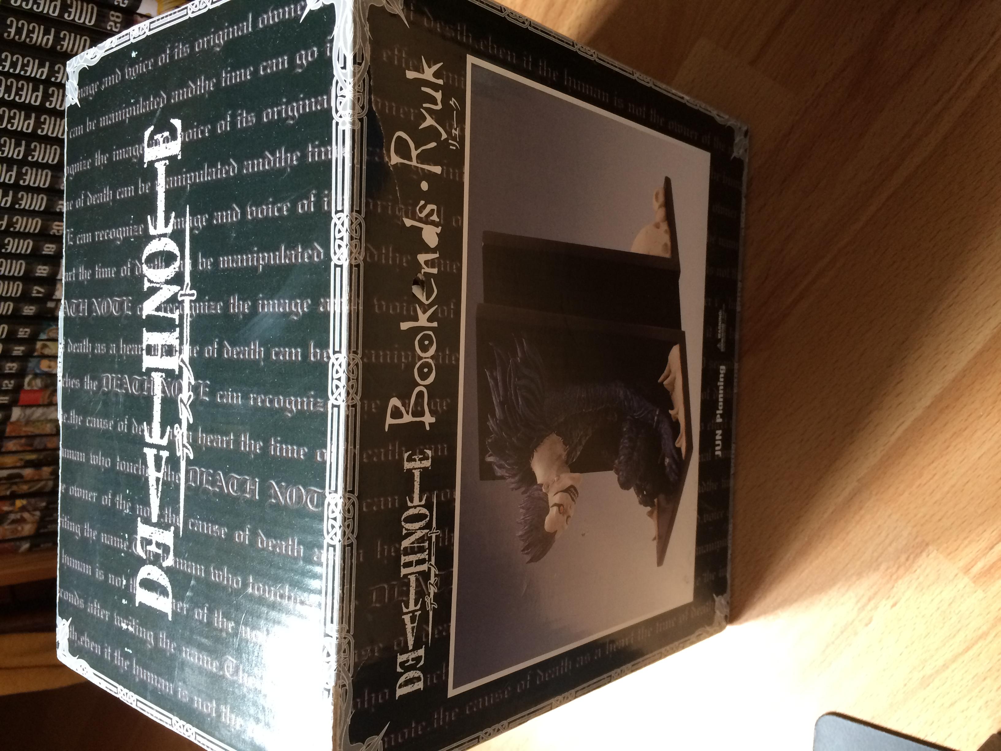VDS] Serre-livres Ryuk Death Note sur le forum Petites Annonces - 06 ...