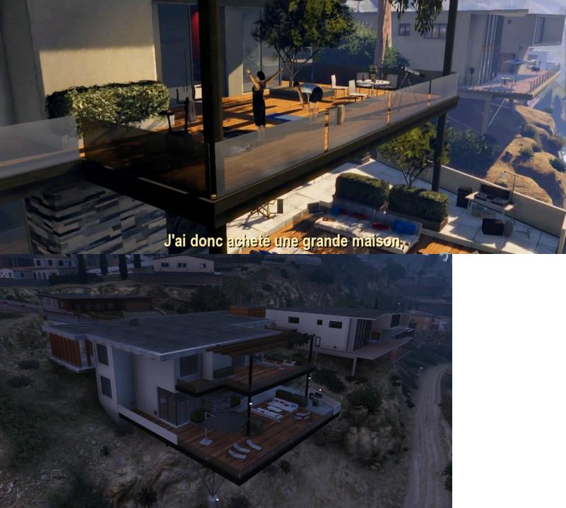 La Maison De Michael Devait Etre Celle Sur Le Forum Grand Theft