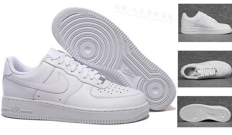 nike air force 1 blanche homme moche