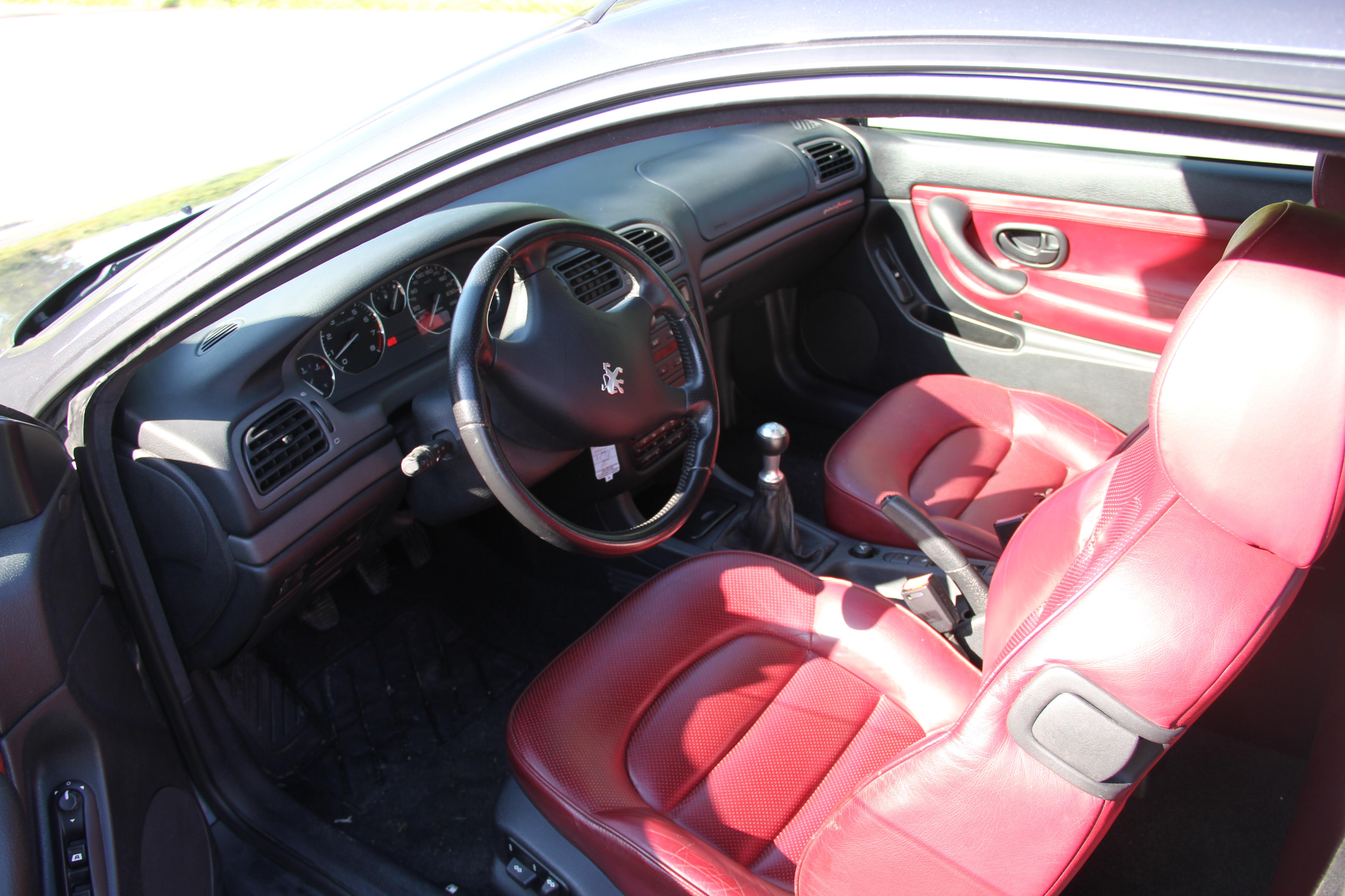 Le levier de vitesse du 406 coup sur le forum automobiles for Interieur 406 coupe