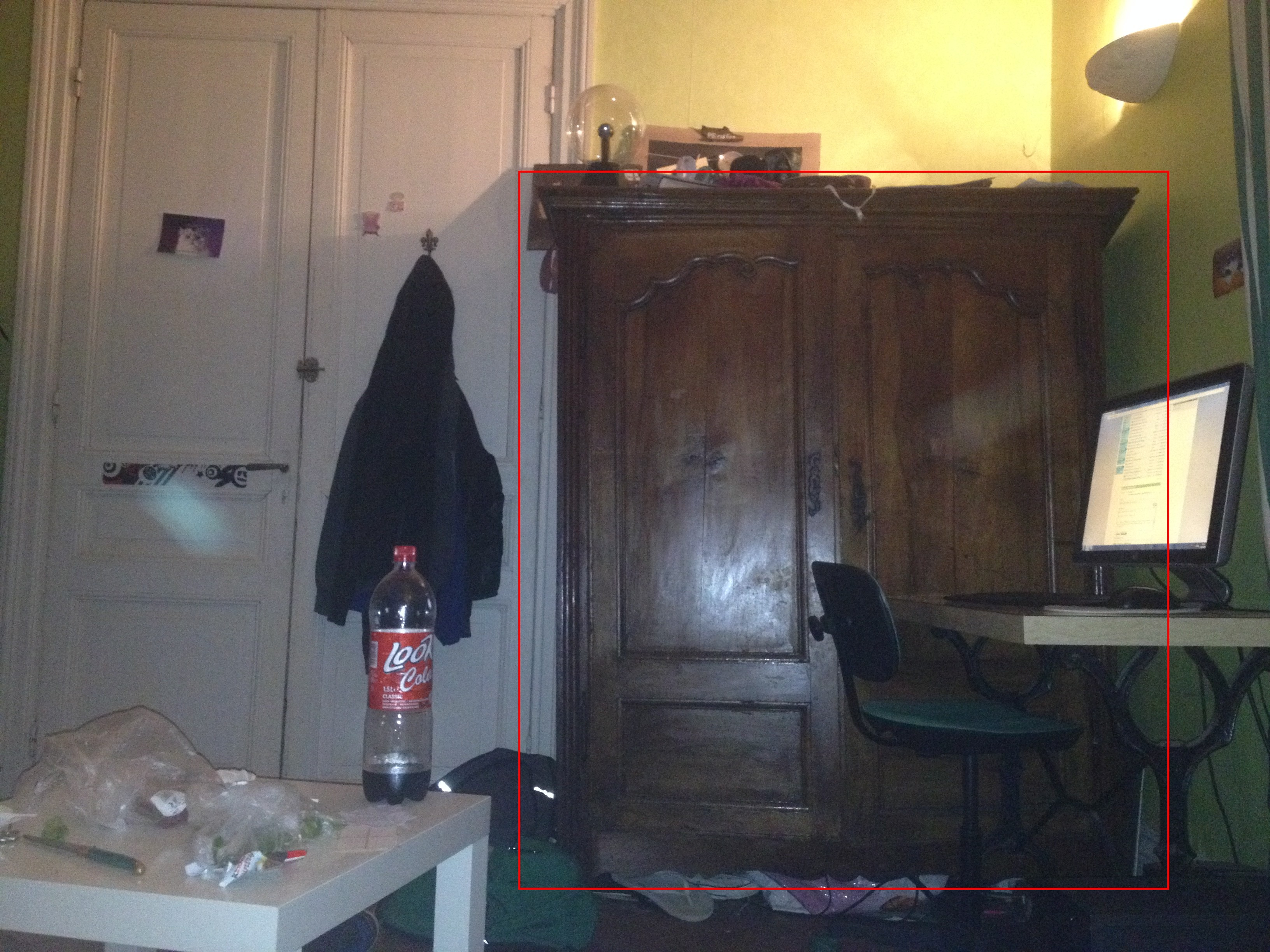 Aidez moi pour le plan de ma chambre sur le forum Blabla 15 18