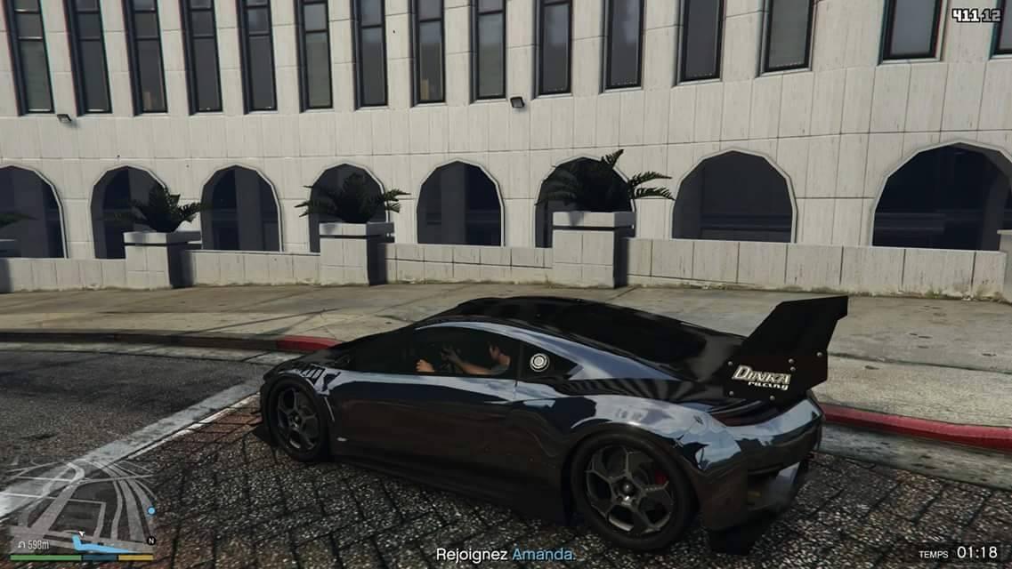 trouver voiture chrome avec spoiler sur le forum grand theft auto v 13 01 2015 11 58 55. Black Bedroom Furniture Sets. Home Design Ideas
