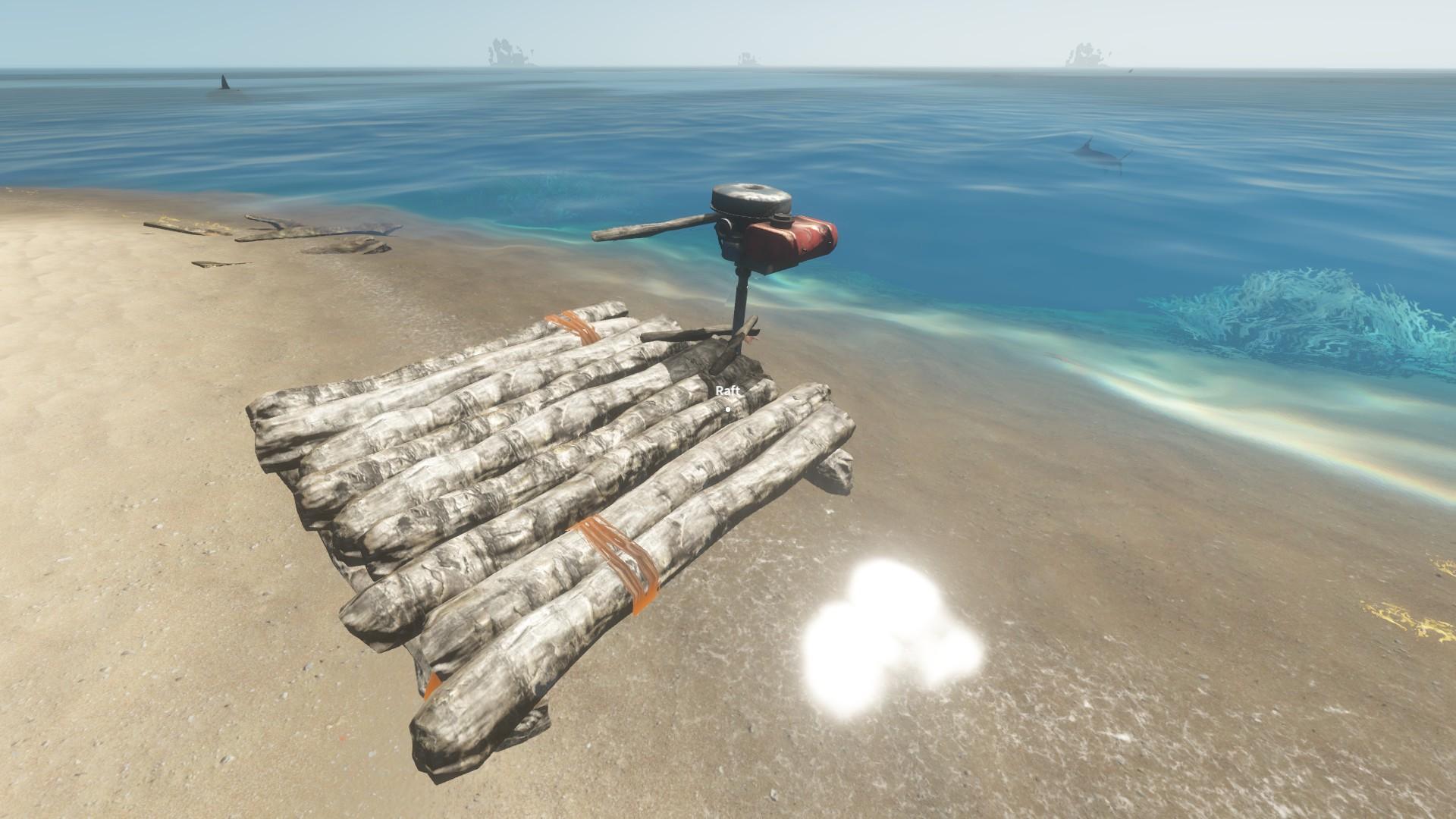 Как сделать лодку в stranded 335