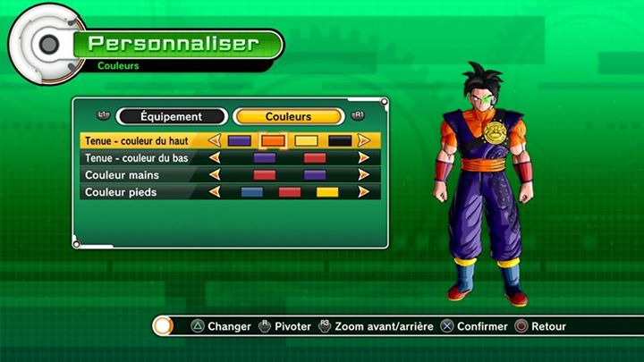 Xenoverse Dragon Ball Costumes Hairstylesformens.us- Hairstyle Ideas ...