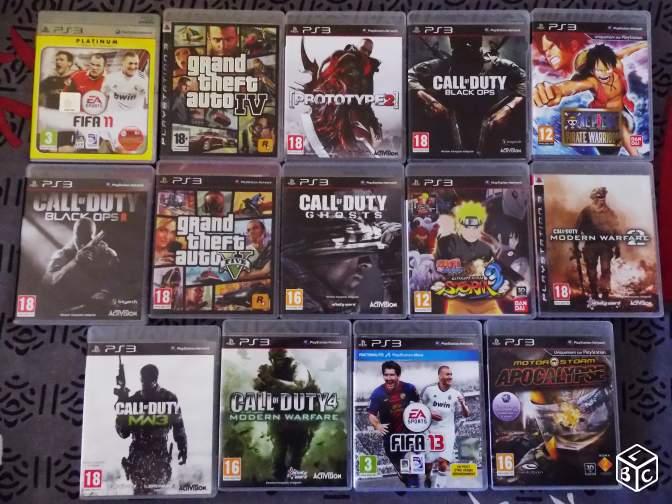 Meilleur Jeu Playstation 3