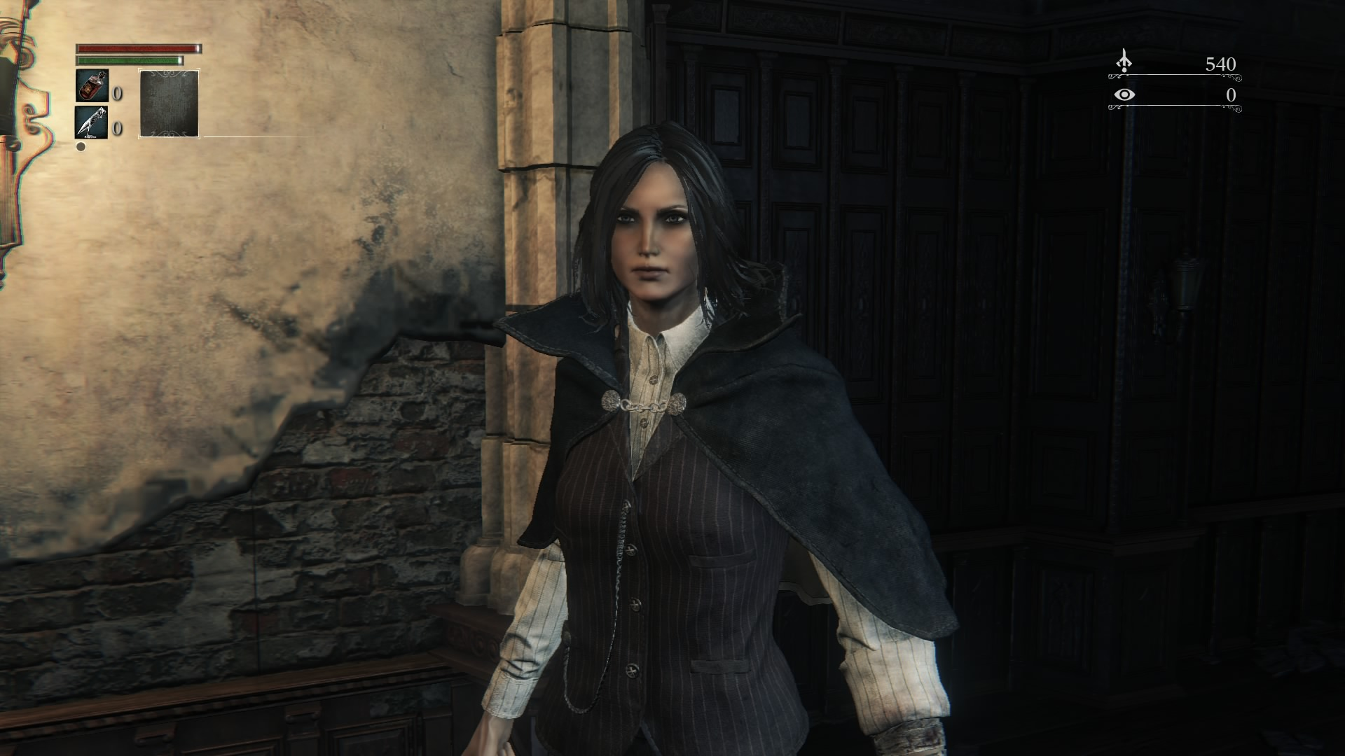 Share your character creator presets! : bloodborne