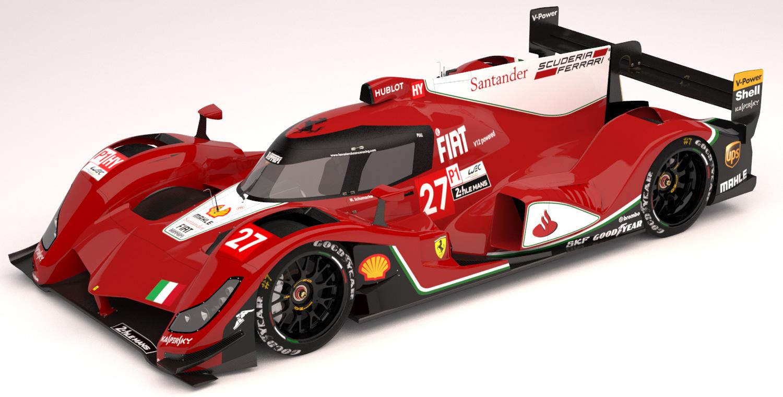 La Scuderia Ferrari envisage t-elle un retour en sport-prototypes ? 1429783678-ferrari9