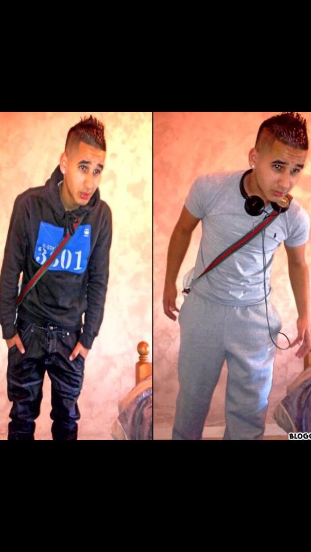 tres beaux garcons algeriens