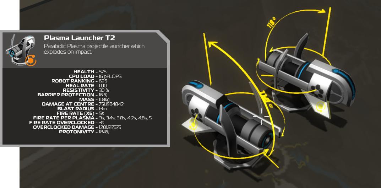 [New] T1 Plasma + bug fixes sur le forum Robocraft - 11-06 ...
