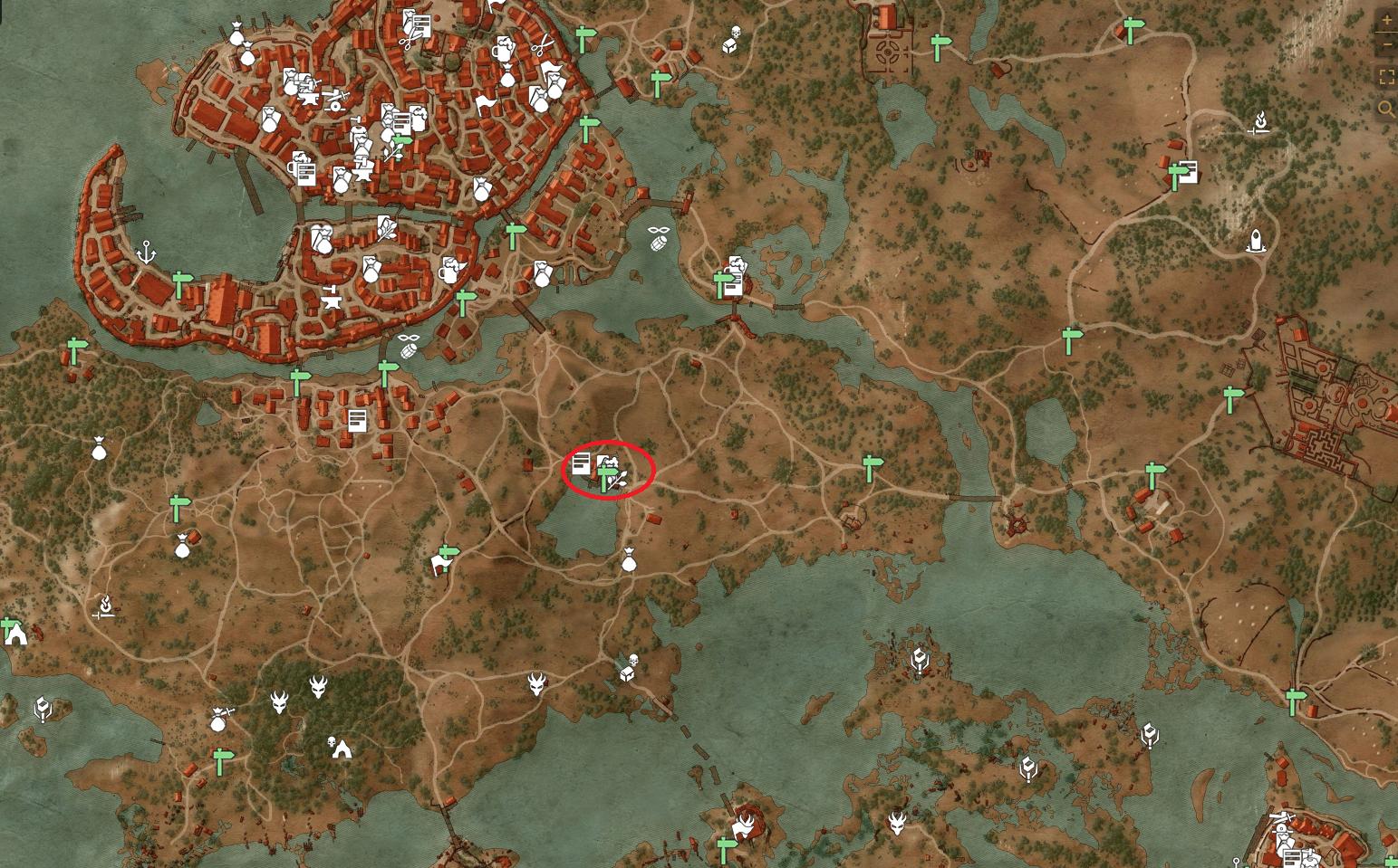 Barber Novigrad : Novigrad Map Related Keywords & Suggestions - Novigrad Map Long Tail ...