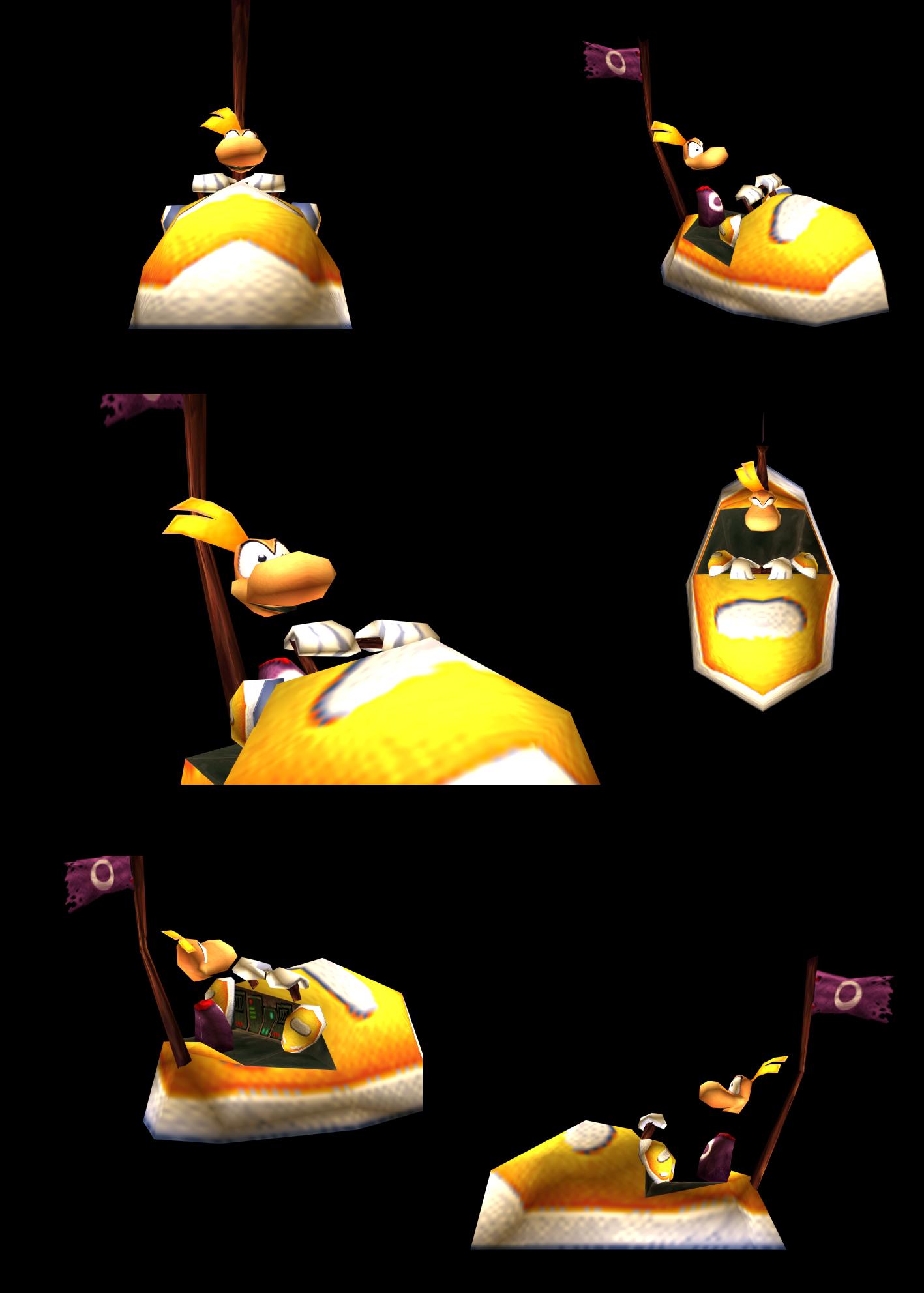 Recopilación de todos los Glitchs, Bugs y zonas ocultas de Rayman - Página 2 1435751420-raymanototanpom