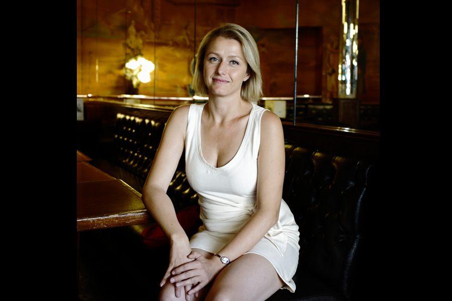 femme politique a poil