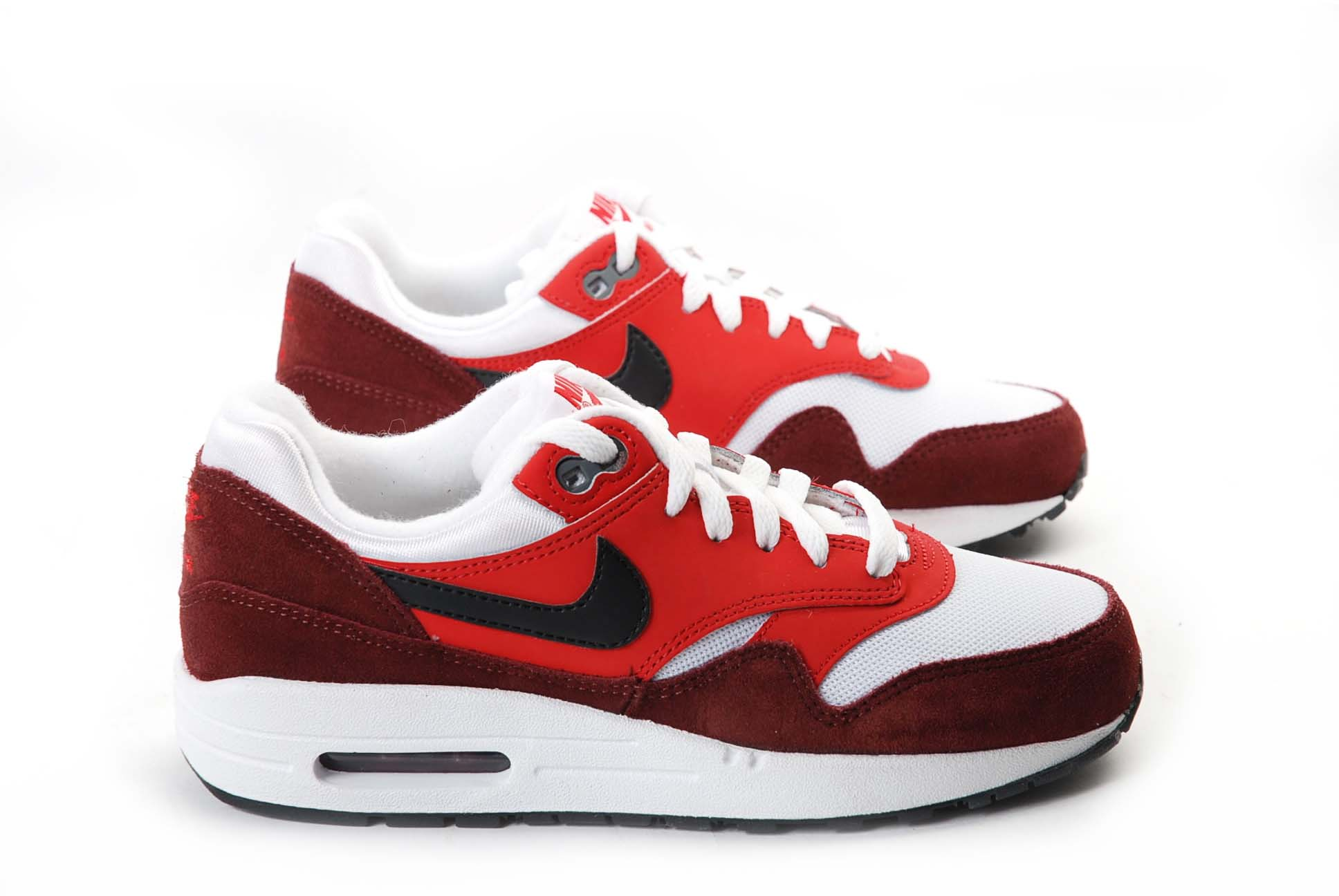 nike air max 1 chaussures rouge
