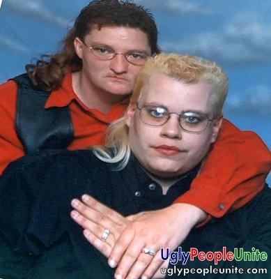 Ugly Wedding Couple Ugly Married Couple Pi...