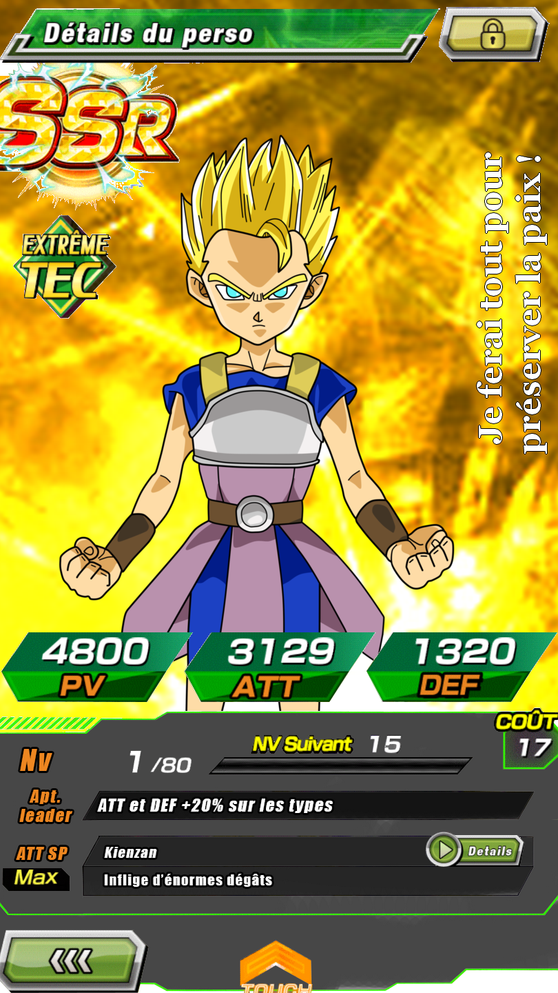 how to make fake dokkan battle cards