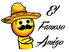 Sticker khey famoso elfamoso spain espagne chorizzo amigo mexico hap burito chili