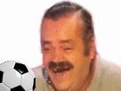 Sticker football ballon balle