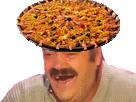 Sticker paella paelleras risitas rire