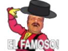 Sticker el famoso