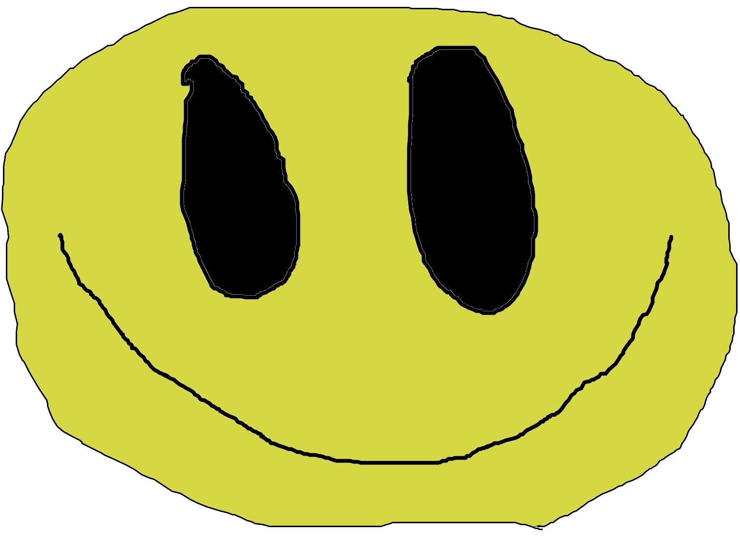 Sticker eco sourire fdp