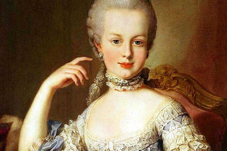 Marie Antoinette 233 Tait La Plus Belle Princesse D Europe