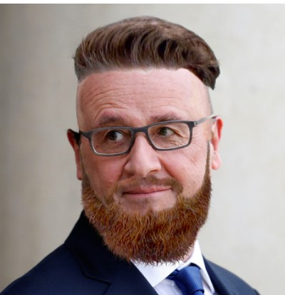 Topic Undercut + barbe et on existe