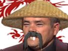 Sticker risitas chinois