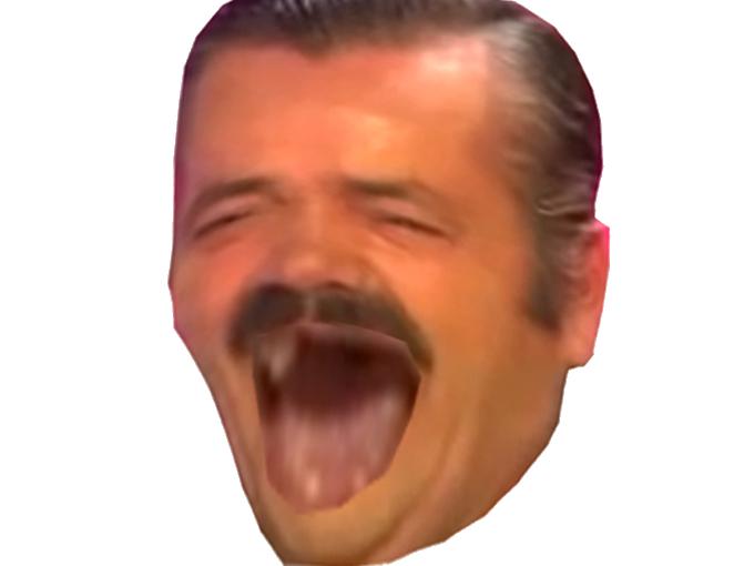 Sticker yatangaki risitas bouche deforme difforme cri