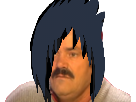 Sticker risitas sasuke