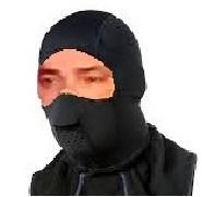 Sticker risitas ninja guerrier tueur sec