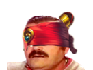 Sticker lol lee sin lee league of legends