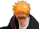 Sticker risitas rire ichigo bleach