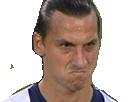 Sticker ibra ff football enerve zlatan