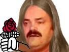 Sticker risitas ps parti socialiste gauche gauchiste gauchiste