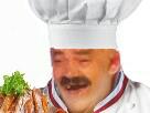 Sticker risitas chef de cuisine restaurant