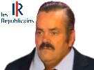 Sticker risitas politique les republicains