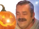 Sticker risitas halloween haloween foret nouvel an