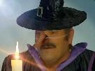 Sticker risitas halloween haloween deguisement sorciere